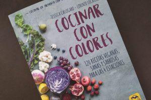 Reseña de «Cocinar con colores», de Jessica Callegaro y Lorenzo Locatelli